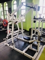 Commercial Free Weight ISO Lateral Low Row Exercise Hammer Strength Gym Equipmen