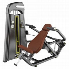 Strength Equipment Shoulder Press Gym Fitness Machines