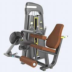 Shandong Precor Body Building Seated Leg Curl Gym Fitness Equipment