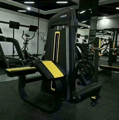 Popular Precor Strength Prone Leg Curl Gym Fitness Equipment