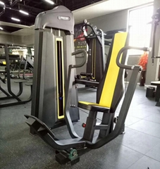 Indoor Commercial Vertical Press Precor Exercise Gym Fitness Equipment