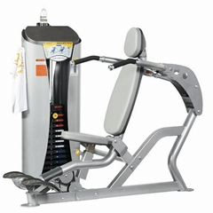 Factory Directly Supply Fitness Shoulder Press Machine Gym Equipment