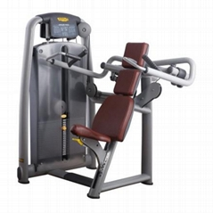 Wholesale Exercise Machine Pin Loaded Technogym Shoulder Press Gym Equipment