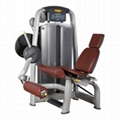 Commercial Body Strong Technogym Leg Extension Fitness Machine Gym Equipment