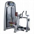 Dezhou Body Building Strength Machines Seated Row Gym Fitness Equipment