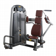 Professional Pin Loaded Butterfly Machine Technogym Commercial Gym Equipment