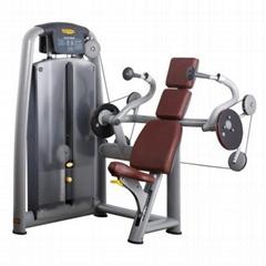 Body Building Fitness Machine Triceps Press Gym Equipment