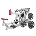 Top Quality Plate Loaded Sports Body Building Gym Fitness Equipment MID Row Mach