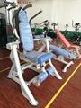 Fitness Equipment Abdominal Crunch Machine Gym Strength Machine