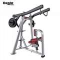 Commercial Gym Equipment and Life Fitness Machine High Row