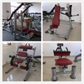 Professional Fitness Equipment, Bodybuilding Machine, Exercise Equipment Leg Ext