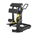 Free Weight Plate Loaded Machine Standing Leg Curl Gym Equipment