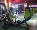 Commercial Fitness Machine 45 Degree Leg Press Gym Equipment