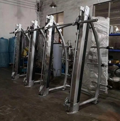 High End Slim Gym Exercise Commercial Smith Machine