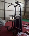 DIP & Chin Assist Strength Exercise Machine Commercial Gym Fitness Equipment