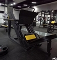 Commercial Strength Fitness Machine 45 Degree Leg Press Gym Equipment