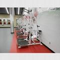 Weight Lifting Hammer Strength Gym Equipment Rogers Delt Squat Full Rack