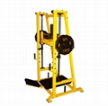 China Commercial Hammer Strength Gym Equipment Vertical Leg Press