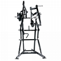Sports Equipment Ground Base Combo Decline Plate Loaded Hammer Strength Machine