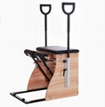 Equipment Group Pilates Combo Chair Balanced Body Pilates Machine