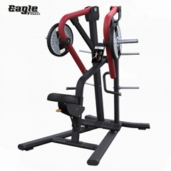 Plate Loaded Gym Fitness Equipment /Low Row