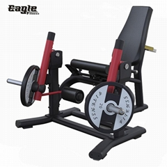 Commercial Leg Extension Plate Loaded Machine Gym Equipment