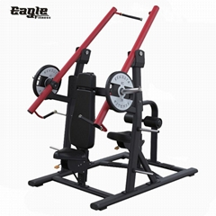Low Price ISO-Lateral Chest/Back Free Weight Strength Fitness Equipment