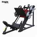 Life Fitness Linear Leg Press Used in