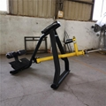Competitive Price Fitness Equipment Gym Incline Lever Row Back