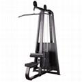 China Supplier Pulldown Machine Gym Fitness Equipment