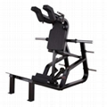 Body Building Precor V Squat Machine Gym Fitness Equipment