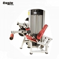 Professional Pin Loaded Life Fitness Dual Function Gym Equipment for Leg Curl&Le