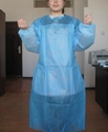 Non woven surgical gowns