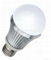12W LED Bulb E27/MR16/GU10/E14