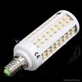 3W 5W 6W 7W 8W 9W 10W 12W 20W 23W 25W LED Corn Bulbs 1