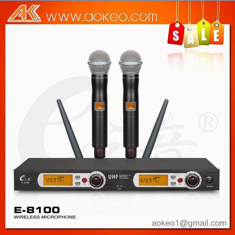 high range wireless microphone  1