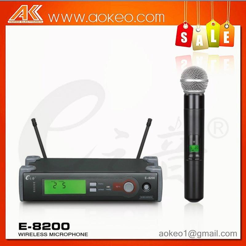 profession UHF high range wireless microphonr 1