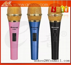 professional recording condenser microphone