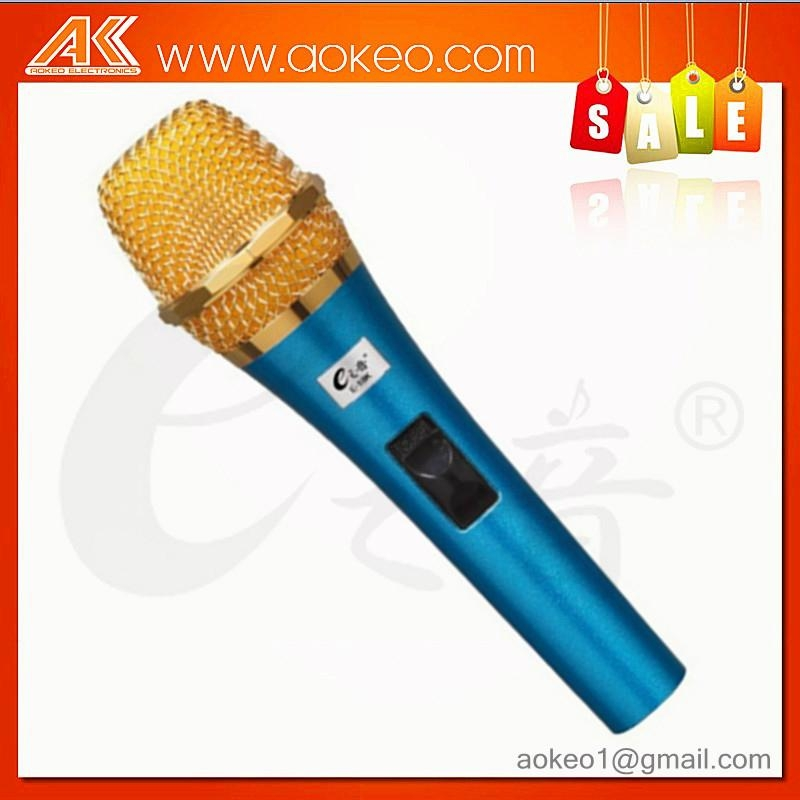 popular electric condenser microphone 1