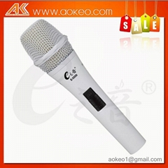 professional recording microphone singing microphone