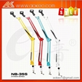 Colorful microphone stand 360 degree free rotating 1