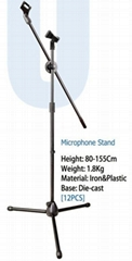 popular floor stand for microphone