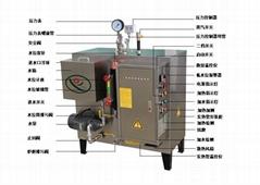 食品加工設備72千瓦電熱蒸汽發生器鍋爐