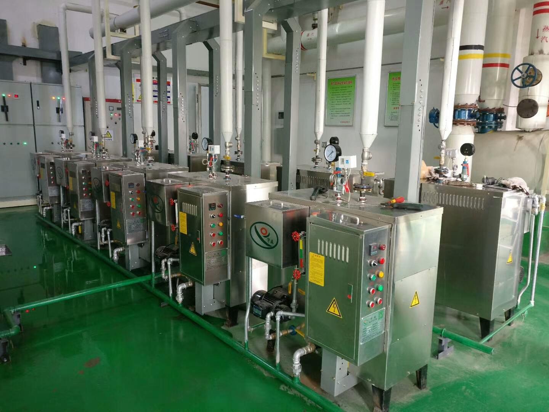 食品加工设备72千瓦电热蒸汽发生器锅炉 3