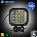 48w led work light offroad heavy duty