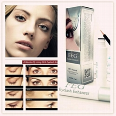 FEG eyelash extension mascara magically promote eyelash growth 1~3 mm 7days