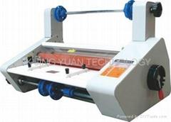 hot/cold small laminating machine