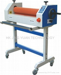 Cold lamination machine 650mm size.cold laminator