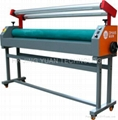 Full automatic cold lamination