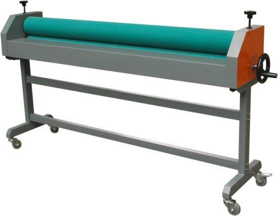 Cheap manual cold laminator 1600mm 1